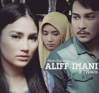 Drama Aliff Imani di slot Ratu TV9