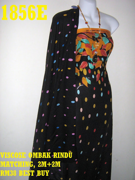VM 1856E: VISCOSE MATCHING OMBAK RINDU, 2M+ 2M