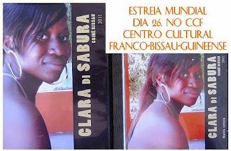 CLARA DI SABURA E O CINEMA DA GUINE-BISSAU