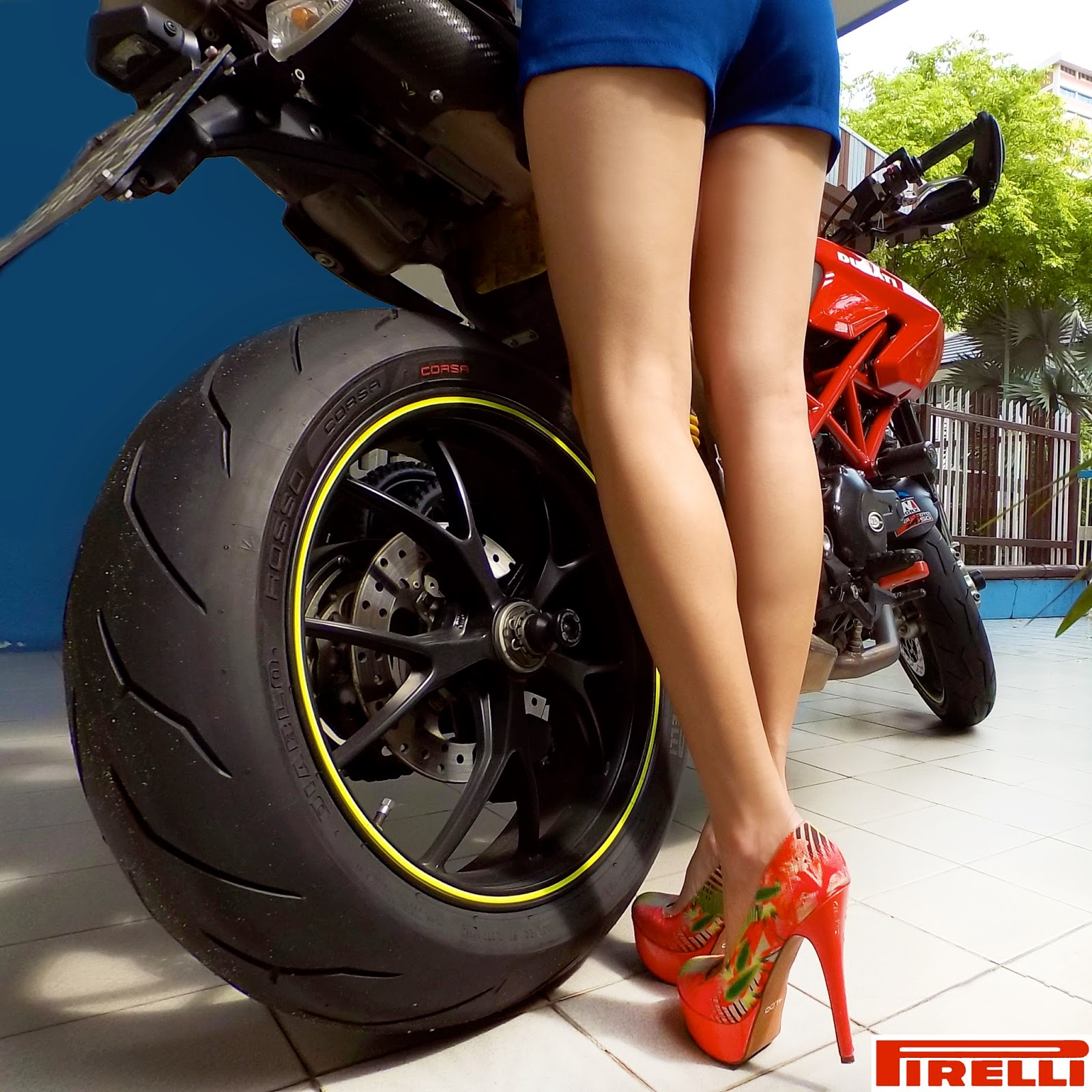 vaune phan my new pirelli diablo rosso corsa tyres. Black Bedroom Furniture Sets. Home Design Ideas