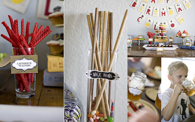 Harry Potter party ideas 3