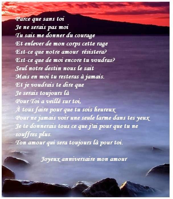 Poeme anniversaire de rencontre 9 ans