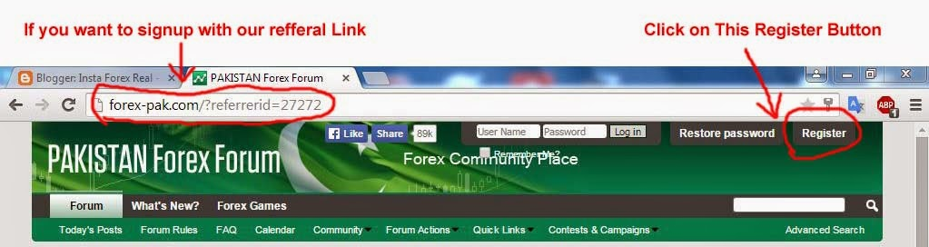 Forex forums pakistan
