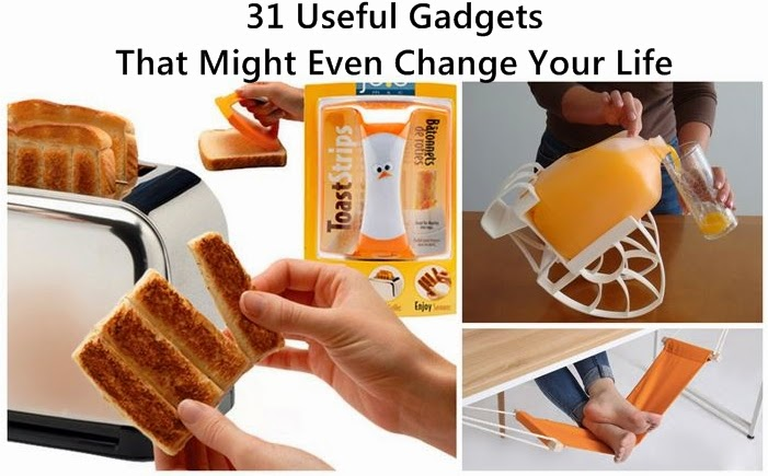 31 Useful Gadgets That Might Even Change Your Life