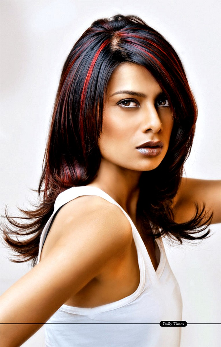 Latest Women Hair Styles : Latest Hair Styles 2012 By Tariq Amin Outstanding Women Hair Style ...