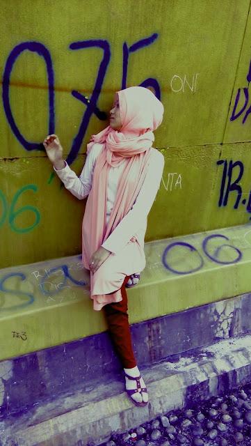 blogger hijab cantik 2015