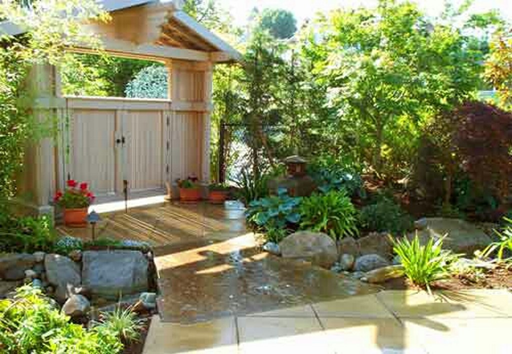 New home designs latest modern homes garden designs ideas for New landscaping ideas
