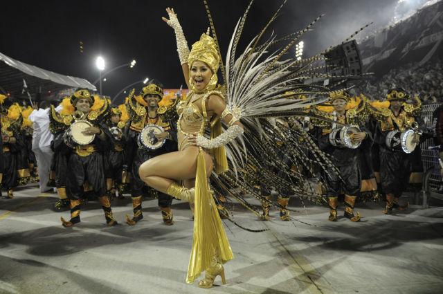 Carnival in Rio de Janeiro 2011