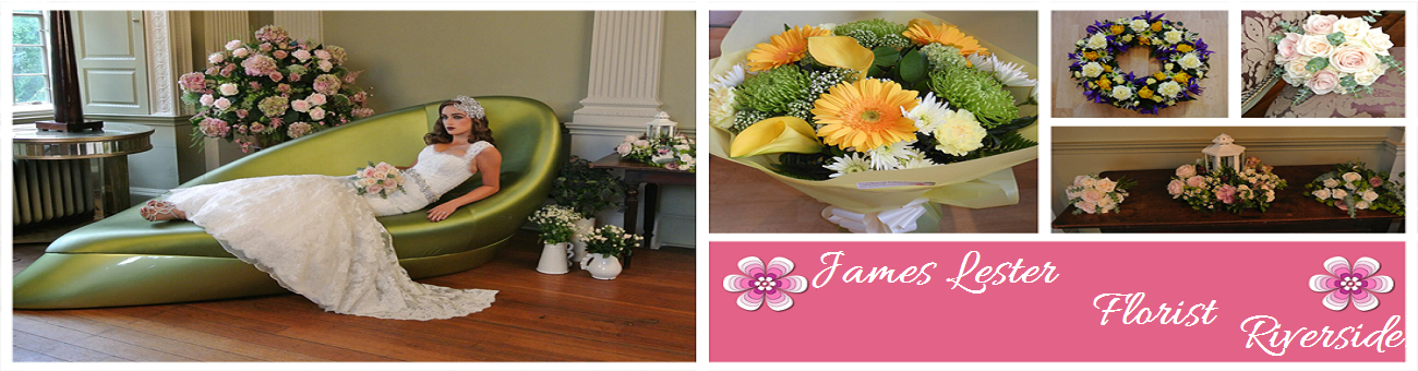 James Lester Florist in Riverside