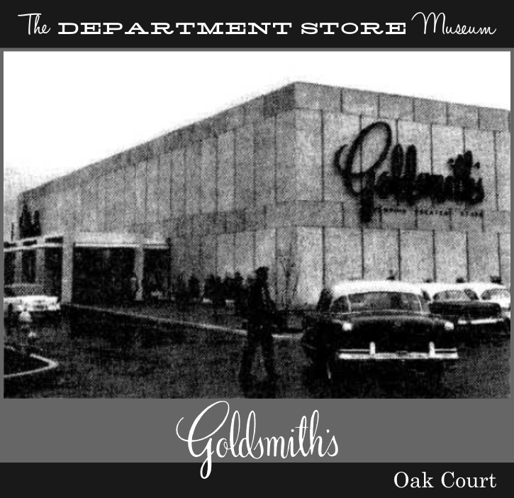 The Department Store Museum Goldsmith S Memphis Tennessee