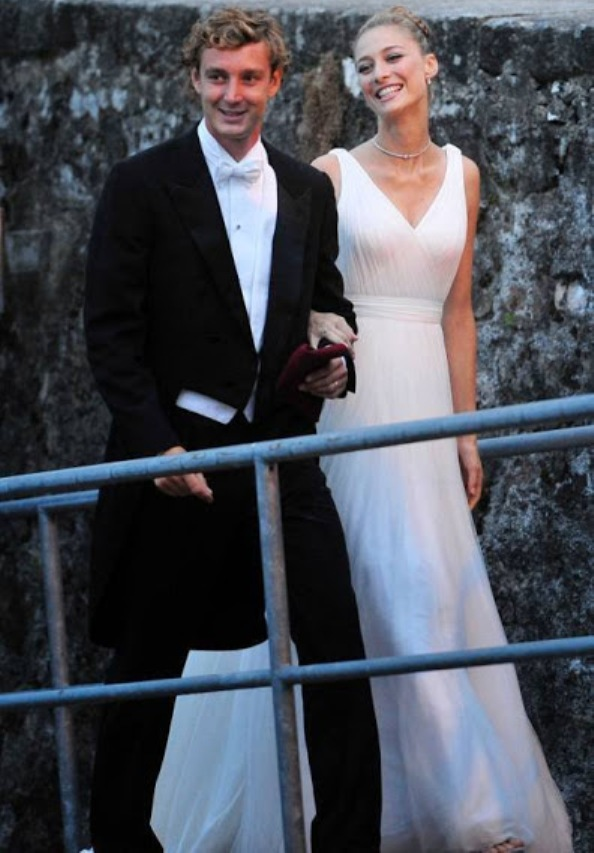 The Religious Wedding Reception Of Pierre Casiraghi And Beatrice Borromeo