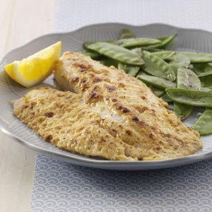 Lean & Green Medifast Recipes: Parmesan Broiled Tilapia