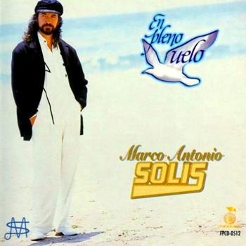 portada en pleno vuelo Marco Antonio Solis, cover Marco Antonio Solis en pleno vuelo, album en pleno vuelo Marco Antonio Solis