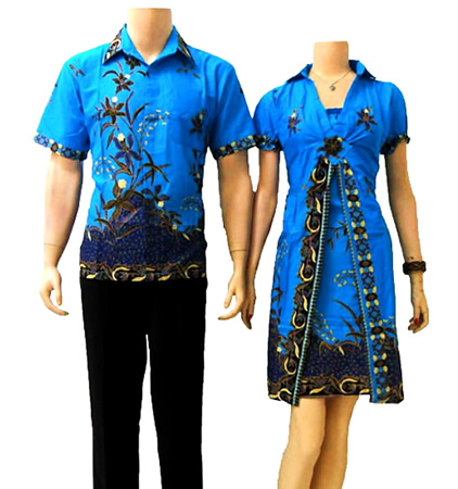 batik couple pekalongan