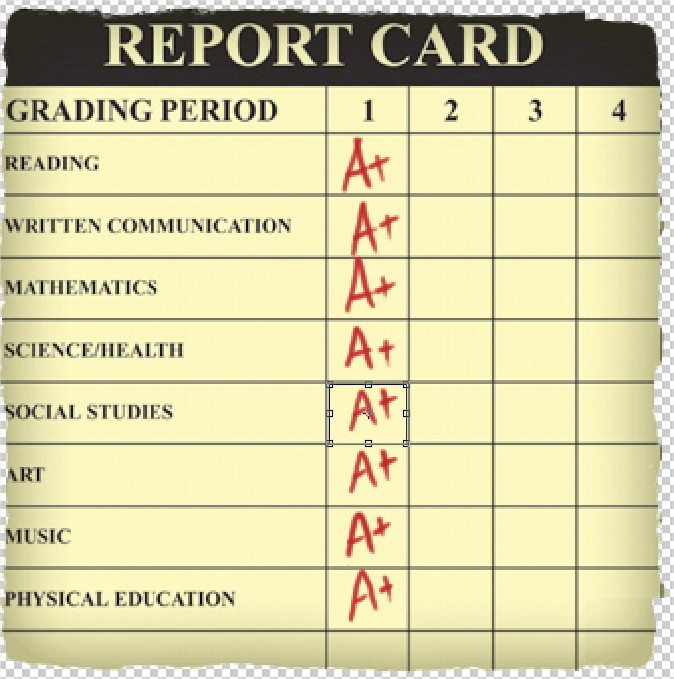Report Card  Definition of Report Card by MerriamWebster