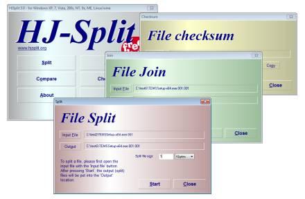 HJ Split