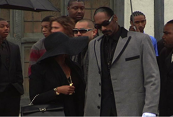 Genius Square: Video & Pictures of Nate Dogg's Funeral Service