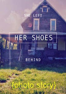 she left her shoes behind