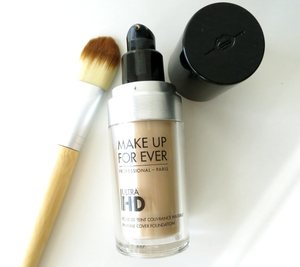 Beauty Bag Staple: MAKE UP FOR EVER Ultra HD Invisible