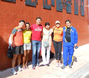 Foz 2011 - A prova sob os olhos e coração de um colombiano amigo Baleias!