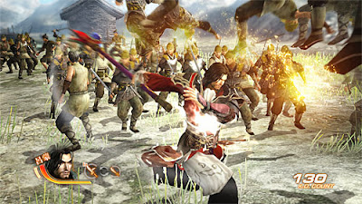 Download Game Dynasty Warriors 7 Full