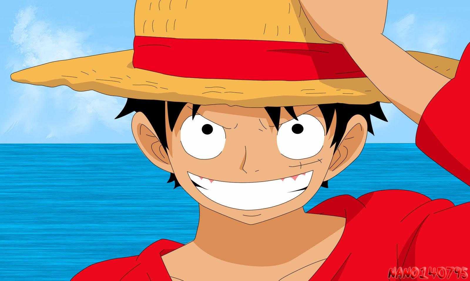 Asal usul luka di bawah mata kiri Luffy (One Piece)