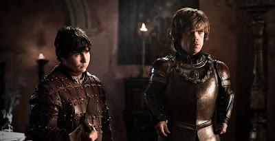 Tyrion Podrick Game of Thrones