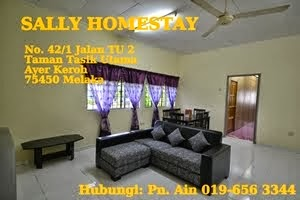 Iklan: Homestay