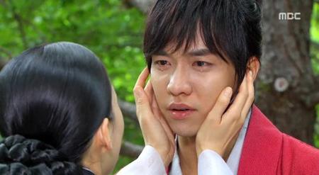 Gia đình Kang Chi (Lee Seung Gi) đoàn tụ trong nước mắt 1