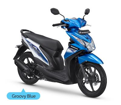 BeAT-FI CW Groovy Blue Marketing Jepara