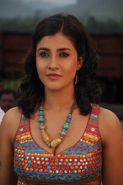 Kausha Stills from Telugu Movie Alasyam Amrutam