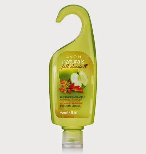 Orchard Apple shower gel by Avon