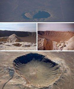 11 Ledakan Meteor Terbesar Di Dunia