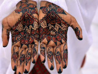 Women Hand Tattoos 10