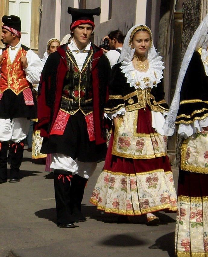 Regional Dress for Men