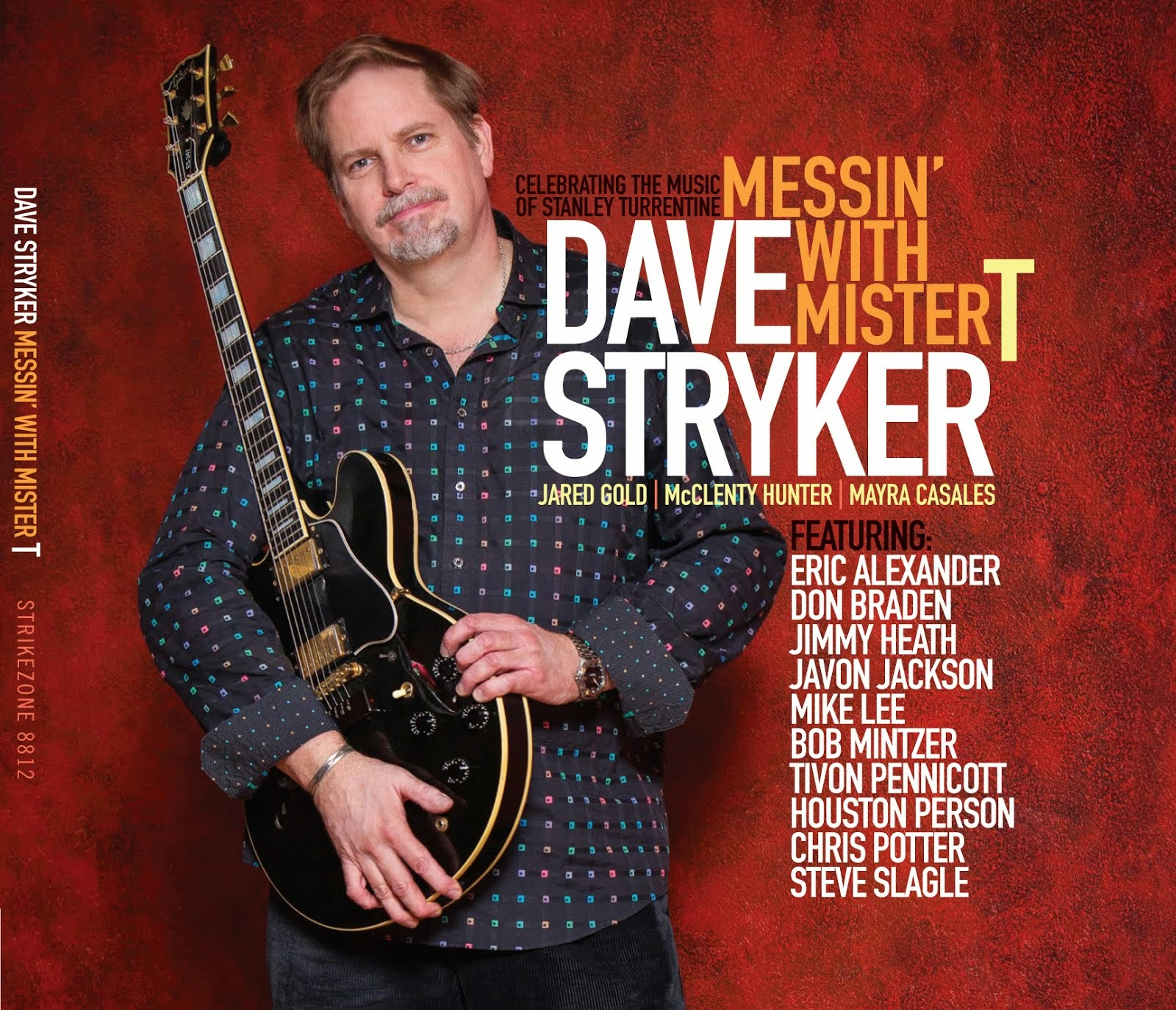 DAVE STRYKER:  MESSIN´ WITH MR T