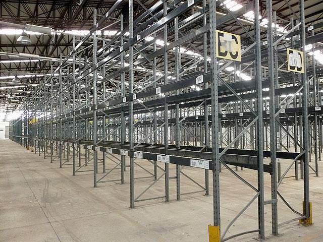Scaffali Pallets Usati : Scaffali usati acquisto e vendita valutazione immediata scaffali