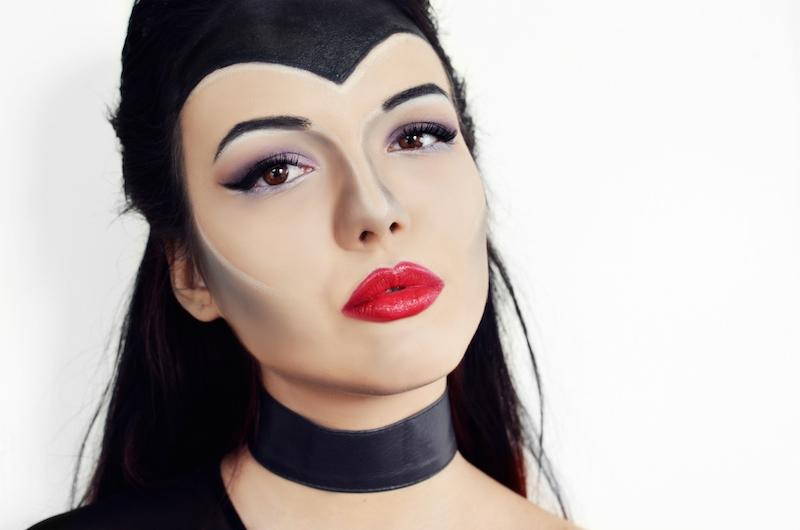 Halloween_Make_Up_Disneys_Maleficent_einfach