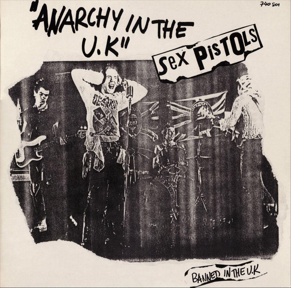 Letras de Sex Pistols - Letras de