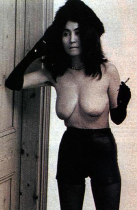 Yoko Ono Nude Photo 87