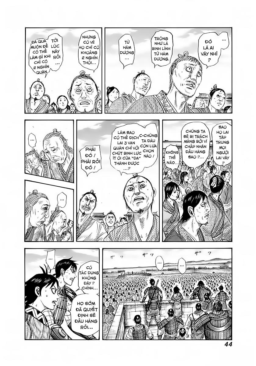 Kingdom - Vương Giả Thiên Hạ Chapter 330 page 3 - IZTruyenTranh.com