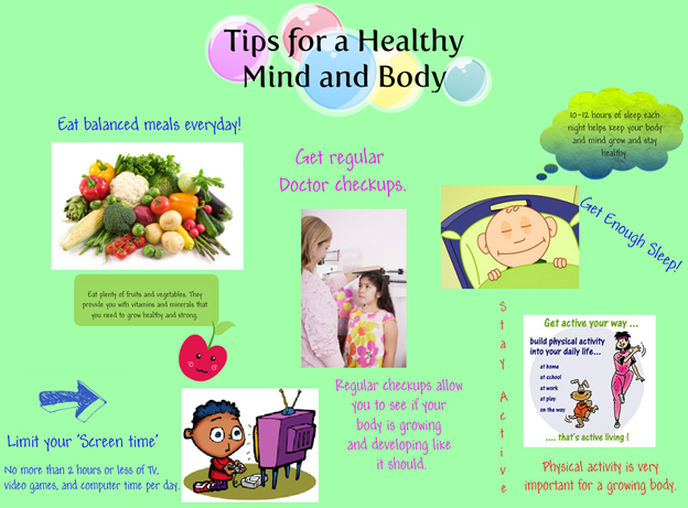 healthy eating programme at school essay