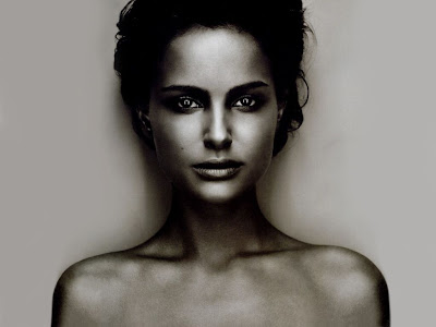 Natalie Portman Photo Wallpaper figure
