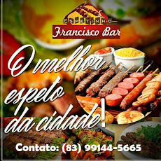 ESPETINHO FRANCISCO BAR-PIANCÓ