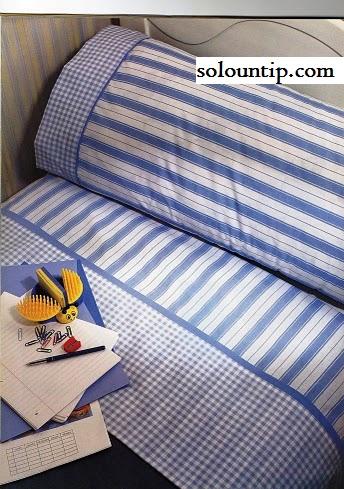 Sábanas para cama