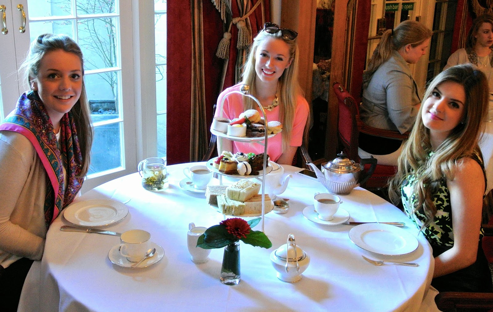 chesterfield mayfair afternoon tea reviews