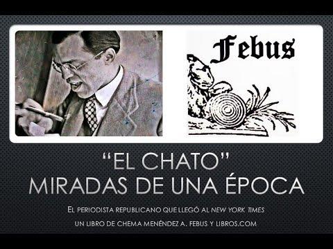"""""""El Chato"""", miradas de una época , ya a la venta"""