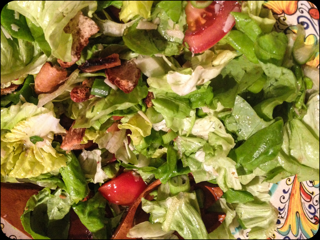 By~Lander~Sea Food Tales: Green Jacket Salad for a Masters Party