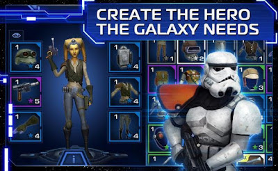 Download Star Wars Uprising Apk + Data