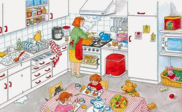 Oratio orientation l minas para trabajar la expresi n oral - Laminas para cuadros de cocina ...